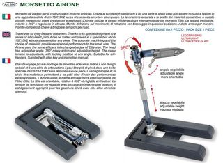 Stonfo Airone Travel Vise